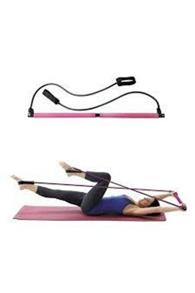Sepetistan Portable Studio Pilates Jimnastik Egzersiz Çubuğu