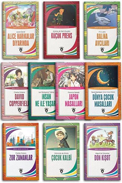 Dorlion Yayınları Dünya Çocuk Klasikleri Set-4