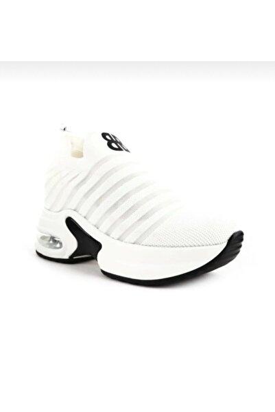 Guja 20k333-6 Yüksek Taban Sneaker Spor Ayakkabı