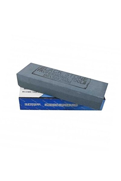 Black Stone Bıçak Balta Keser Bileme Taşı Büyük Boy 8x2x1 20 Cm