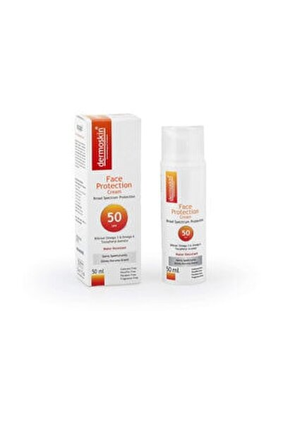 Güneş Koruyucu Face Protection  Spf 50 8697796000158