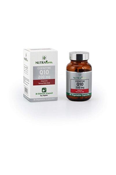 Dermoskin Nutrafarm Coenzyme Q10 200 mg