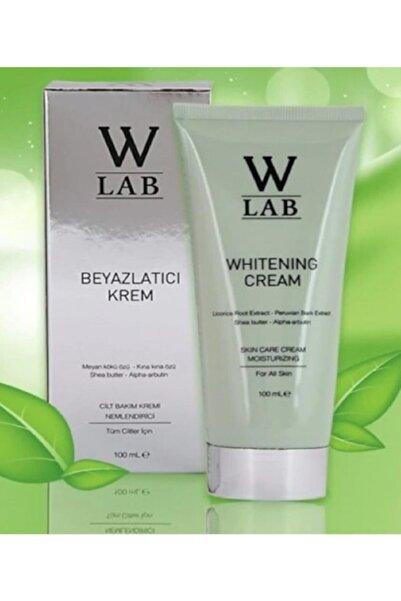 W-Lab Kozmetik W-lab Beyazlatıcı Krem 100 Ml (skt 06/2023)