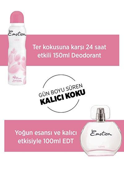 Love Edt 50 ml + Deodorant Kadın 150 ml - Parfüm Seti