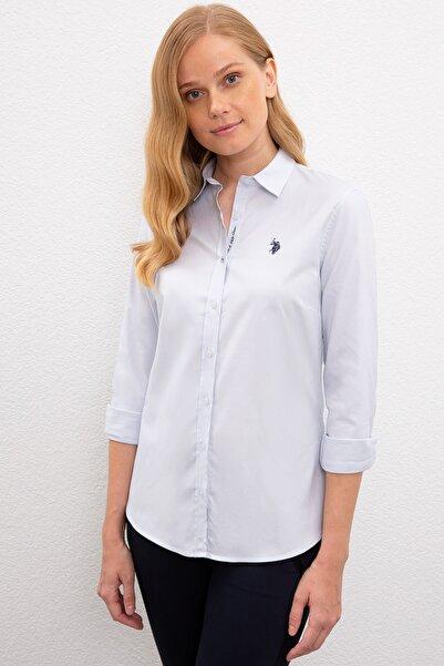U.S. Polo Assn. Kadın Gömlek G082SZ004.000.839390