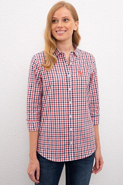 U.S. Polo Assn. Kadın Gömlek G082SZ004.000.742253