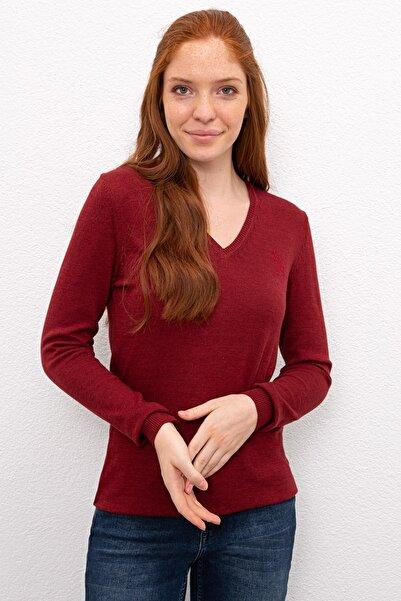 U.S. Polo Assn. Kadın Kazak G082SZ0TK.000.830286