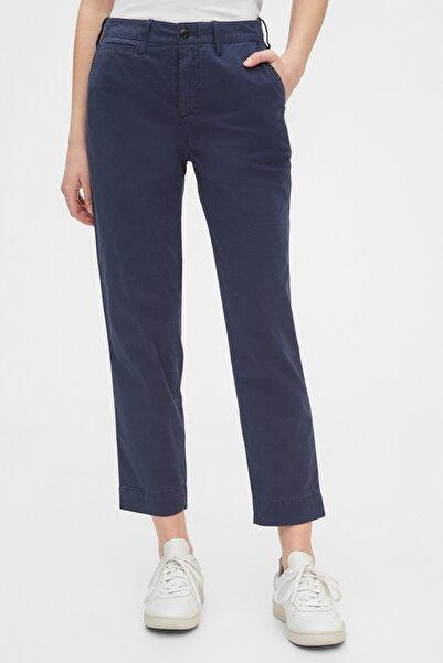 GAP Kadın High Rise Straight Khaki Pantolon 542685