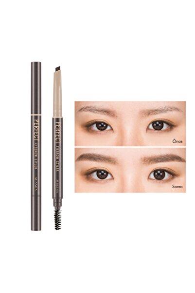 Missha Perfect Eyebrow Styler (dark Brown)