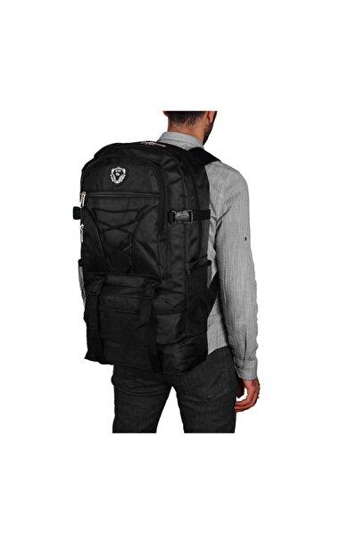 Strong Bag Strong Büyük Boy Körüklü Sırt Çantası, Dağcı Kamp Sırt Çantası Str01