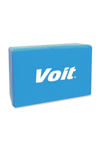 Voit 1001 Yoga Blok EVA Malzeme Mavi