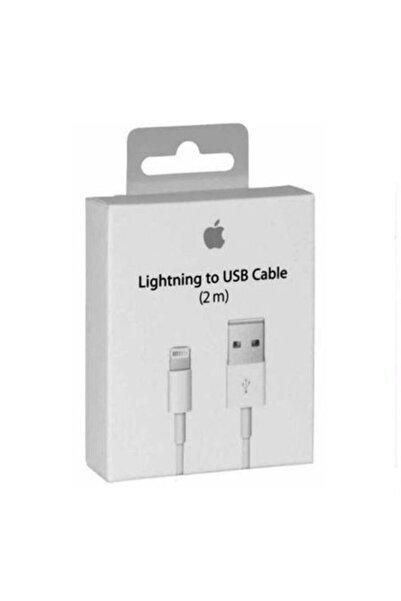 Apple 2 Metre Iphone Şarj Lıghtıng Usb Data Kablosu 5 5s Se 6 6s 6 Plus 7 7 Plus 8 8 Plus X Xs Max
