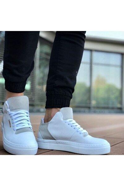 Ch004 Bt Erkek Ayakkabı Beyaz