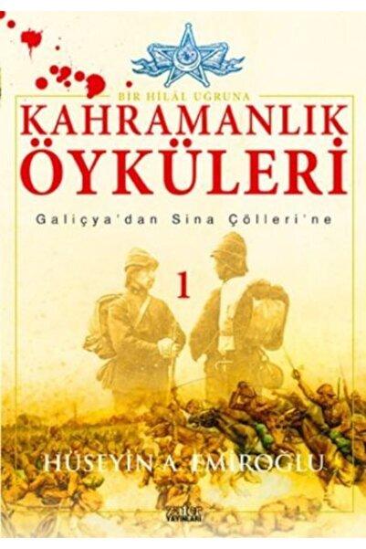 Zafer Yayınları Kahramanlık Öyküleri-1