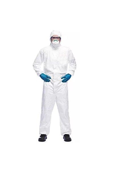 COOLMENCLUB Tıbbi Ve Kimyasal Koruyucu Tulum - En14126 - Type/tip 5/6 - Beden: X Large