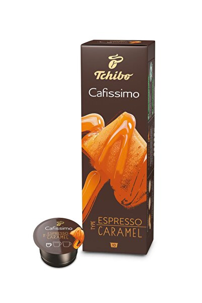 Tchibo Espresso Karamel 10'Lu Kapsül Kahve 89017