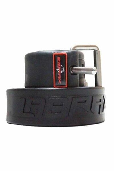 Labrax Siyah Marsilya Tokalı 4mm Dalış Kemeri