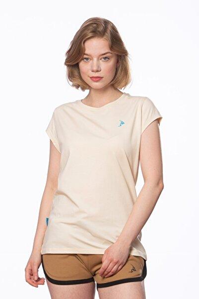 Gymlegend Kadın Kemik Rainbow Süprem Tshirt