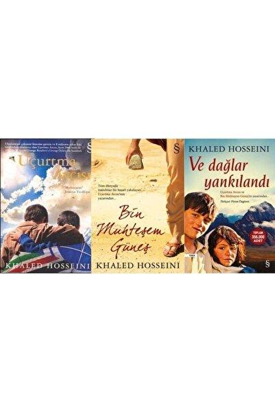 Everest Yayınları Bin Muhteşem Güneş / Uçurtma Avcısı / Ve Dağlar Yankılandı 3 Kitap Set