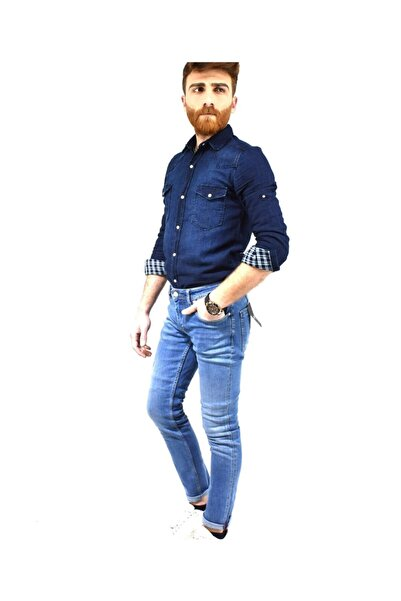 Twister Jeans 527-01 Panama Twister Kot Pantolon/açık Mavi/29/34