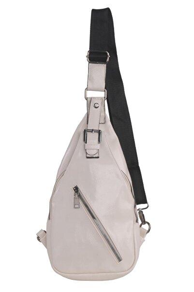 TREND Kadın Bej Jane Stanley Bodybag Çantası T021
