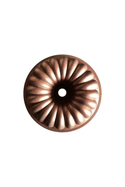 ThermoAD Granit Sık Dilimli Kek Kalıbı Rose Gold