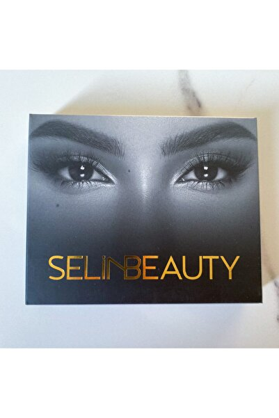 Selin Beauty 2'Li Yoğun Kirpik Set