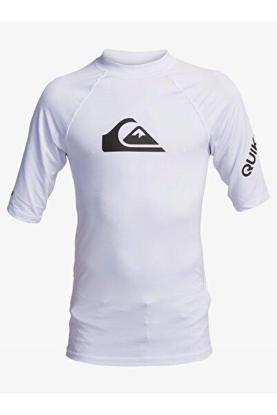 Quiksilver Eqbwr03121-wbb0 Alltimssyth B Sfsh Çocuk Yüzücü T-shirt