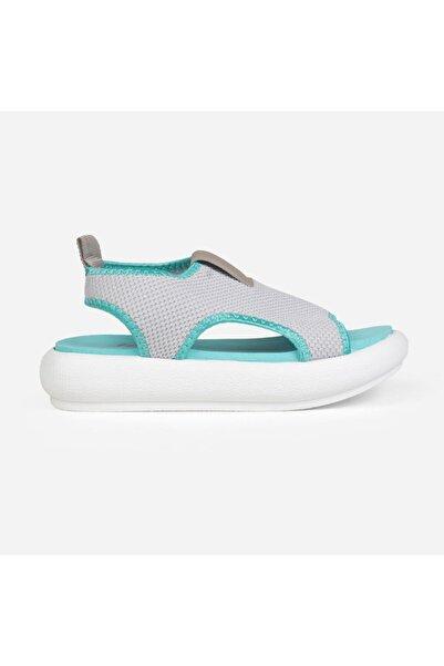 Jeep Kadın Mavi  Fashıon Sandalet