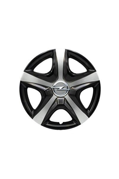Opel Jantest 14 Inc Kırılmaz 4 Adet Jant Kapağı