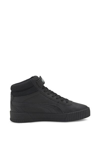 Puma Carina Mid-37323302-siyah-kadın Spor Ayakkabı-