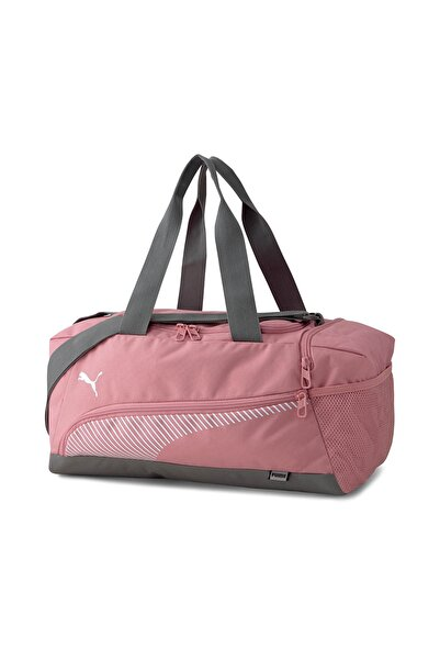 Puma Unisex Spor Çantası - Fundamentals Sports Bag XS Foxglove - 07729103