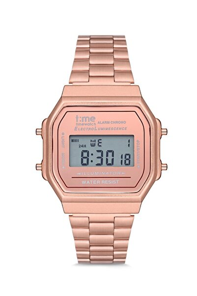 Timewatch Unisex Kol Saati Tw1242rrr Metal Rose