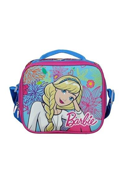 Barbie Simli Kız Çocuk Beslenme Çantası - 96523