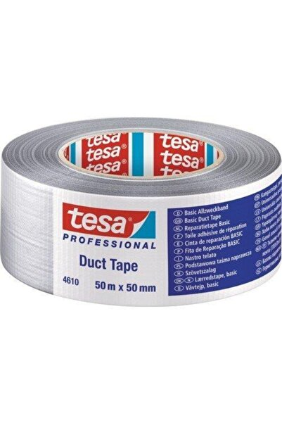 Tesa Basic Duct Tamir Bandı Gri 25x50 Mm