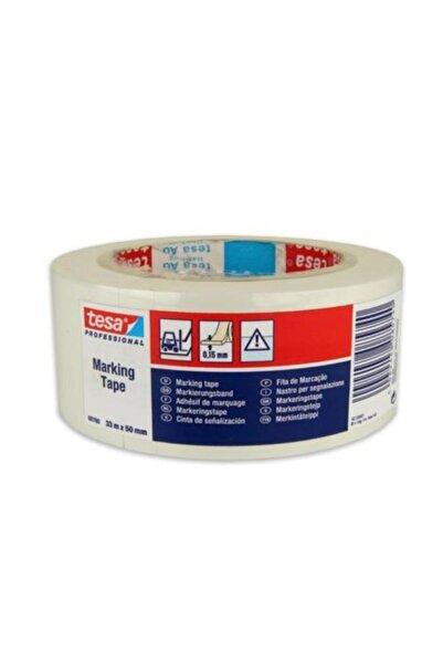 Tesa Ikaz Bandı Yer Işaretleme Beyaz 33x50 60760-00094-15