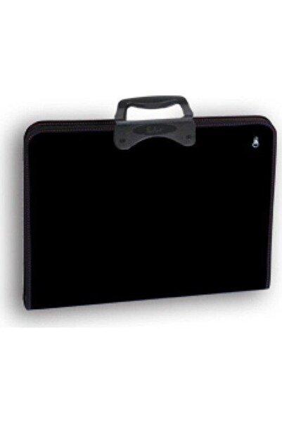 Abka Fermuarlı Resim-proje Çantası 37x54 Cm Siyah Proart 3.01.26.001