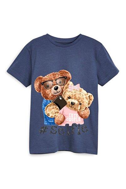 Teddies&Puppies Mia Festa Exclusive  Teddies&Puppies Selfie Çocuk T-Shirt