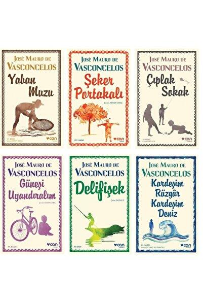 Can Sanat Yayınları Jose Mauro De Vasconcelos Set (6 Kitap)