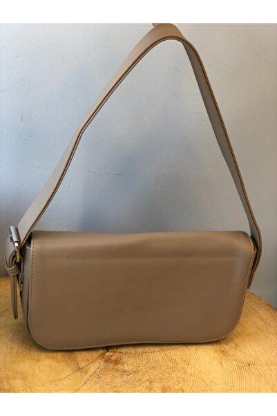 Luna Iremce Kadın Kahverengi Mini Askılı Çanta