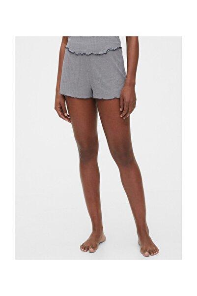 GAP Kadın Desenli Pijama Şortu