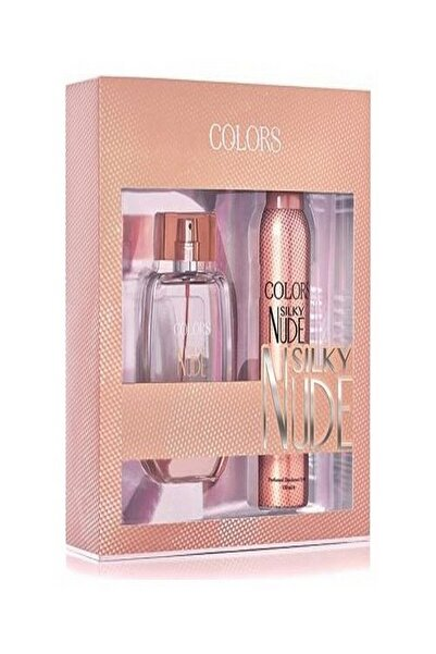 Rebul Colors Blush Edt 75 Ml Kadın Parfüm + Deo Set