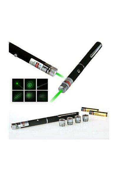 Mobee Pilli Yeşil Kalem Tipi Lazer Pointer