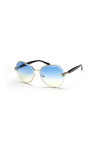 Kadın Dikdörtgen Güneş Gözlüğü BLT191004C