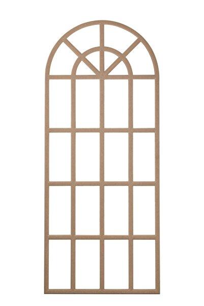 Rafhomestore Dekoratif C1 Uzun Çerceve ( 75x190 cm ) Duvar Çerçeve Ham Mdf