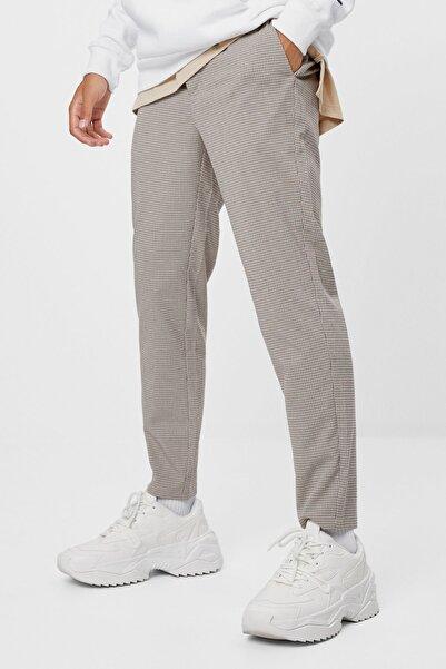Bershka Erkek Özel Dikim Skinny Fit Pantolon
