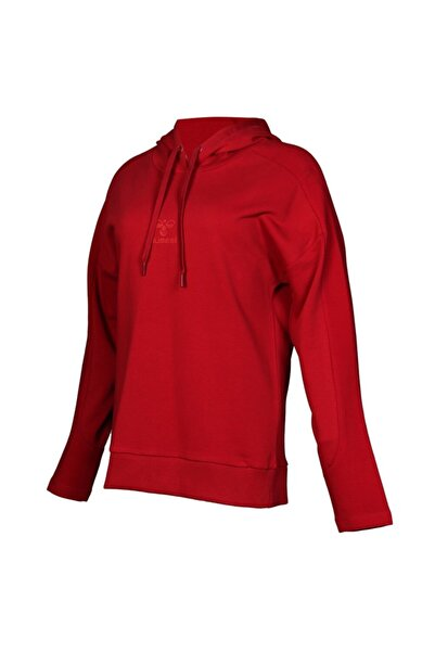 HUMMEL Kadın Kırmızı Hoodıe