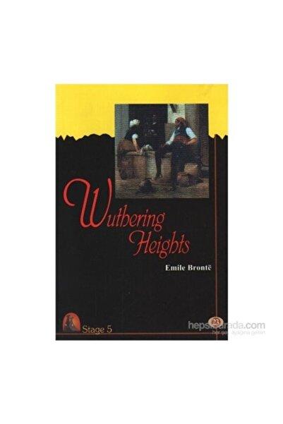 Kapadokya Kitabevi Stage 5 Wuthering Heights Cdli-emily Bronte