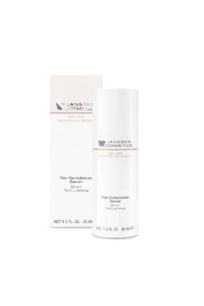 Janssen Cosmetics Fair Complexion Cilt Lekelenmesine Karşı Renk Açıcı Serum 30 ml