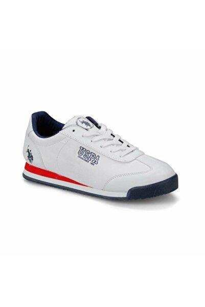 U.S. Polo Assn. Erkek Beyaz Deep Summer Ayakkabı